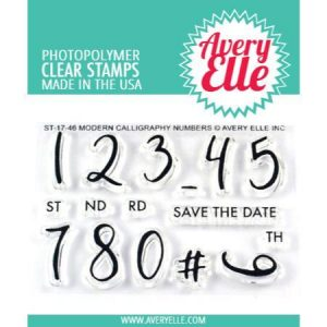 Avery-Elle-Clear-Stamps-Modern-Calligraphy-Numbers