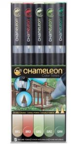 chameleon-color-tone-pens-nature-set-of-5-2